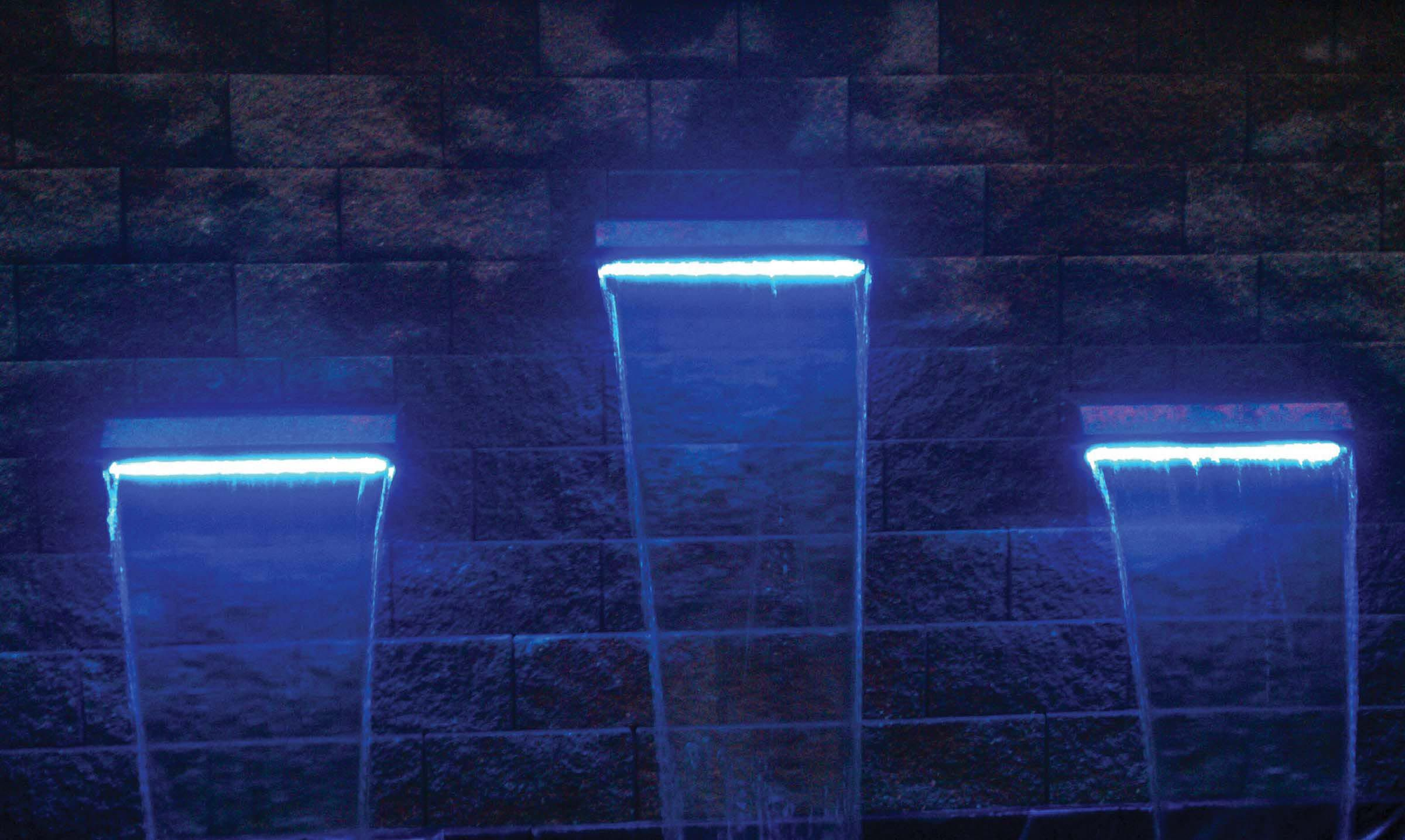 Underwater Led Lights For Fountains Underwater Led