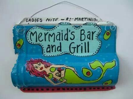 Mermaids bar grill