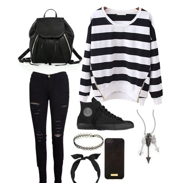 Want this casual outfit.