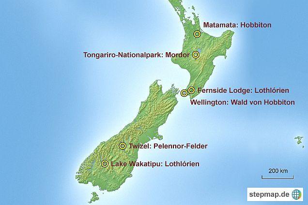 Asien Special Tours Auf Nach Mittelerde Neuseeland Reise
