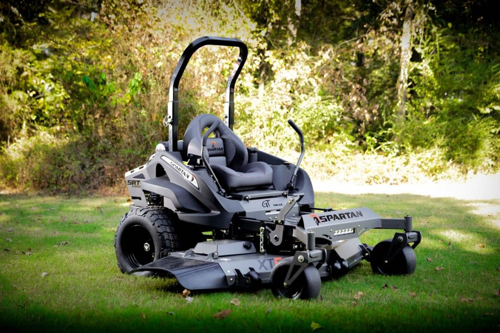 Young Company Making Utvs Launches Spartan Ztr Mower Line Best Zero Turn Mower Zero Turn Mowers Zero Turn Lawn Mowers