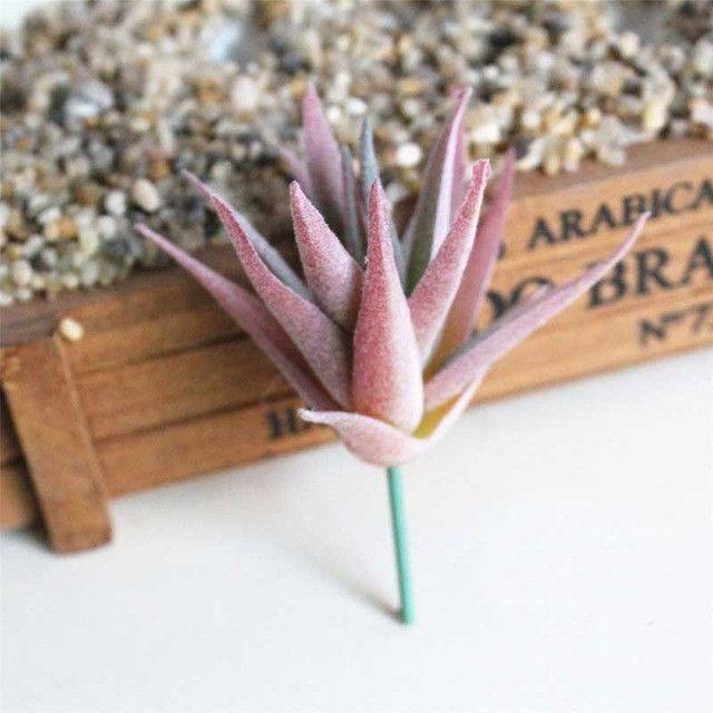 Artificial Plants Lotus Craft Simulation Plant Succulent Decorative Landscape