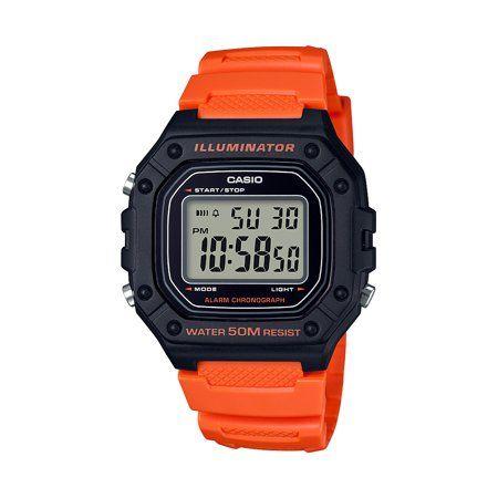Casio Men s Large Case Digital Watch - W218H-4B2 112896fc1023