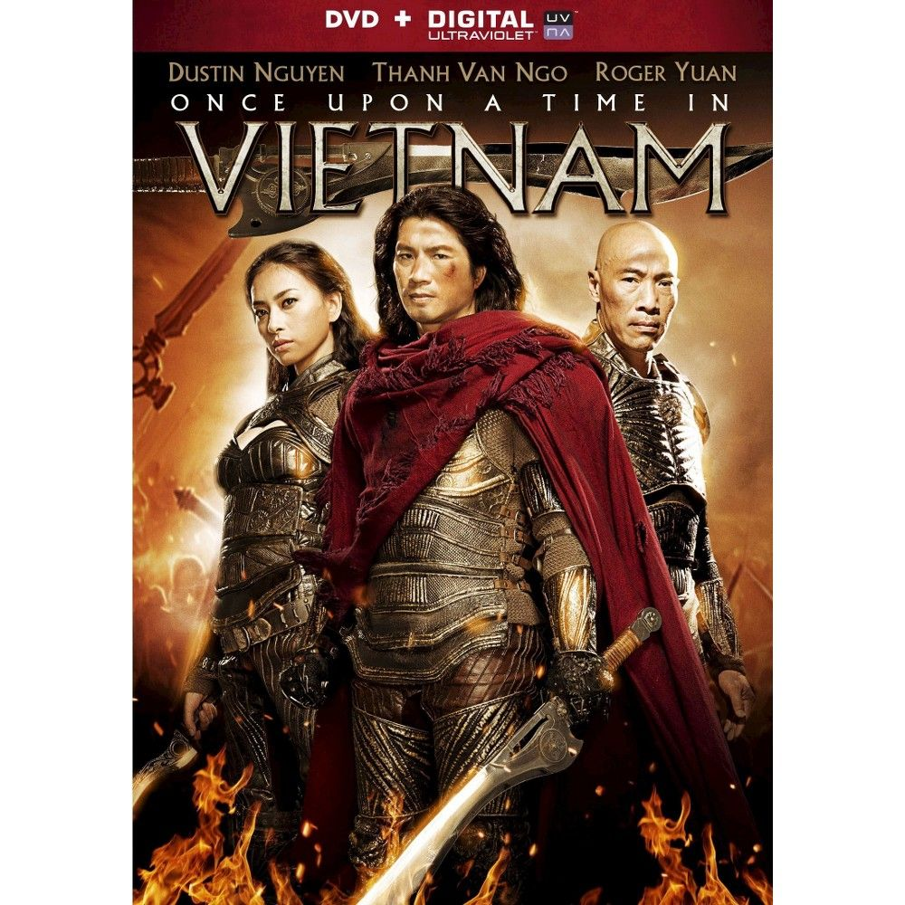 Once Upon a Time in Vietnam (dvd_video) Blu ray movies