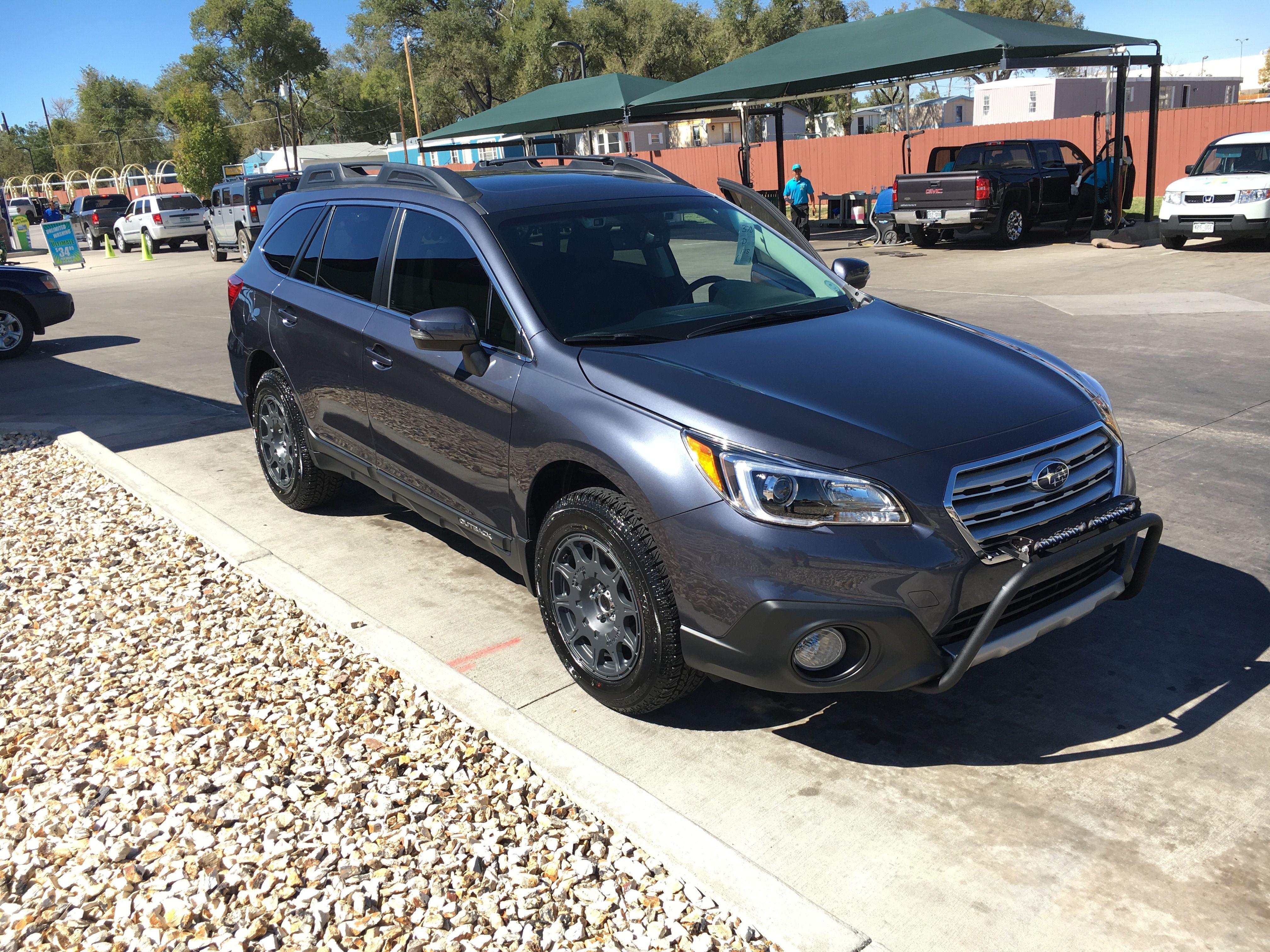2017 Subaru Outback 2 5i Limited with Method Race Wheels