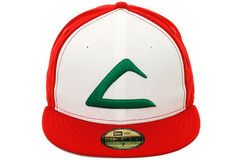 New Era 59Fifty C Logo Fitted Hat - Red, White, Green