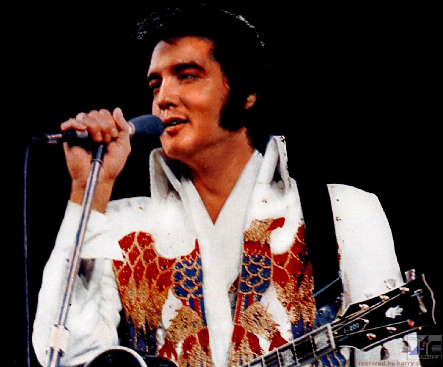 ELVIS LIVE IN 1974 ELVIS LIVE ON STAGE 50'S 60'S 70'S