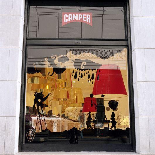 Camper Milano by Jaime Hayon