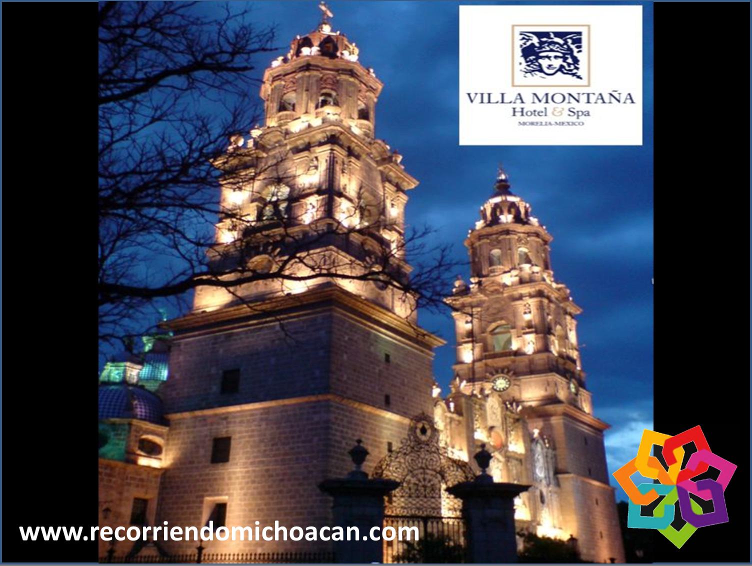 RECORRIENDO MICHOACÁN le dice que Morelia es una de las más bellas ciudades coloniales, que son el cuadro perfecto para celebrar bodas, ya que cuenta: con una catedral majestuosa, prestigiadas haciendas, conventos y centros de eventos que garantizan un paisaje armonioso, rodeados de históricos monumentos, de una gastronomía envidiable y de hoteles con todo el lujo y confort para nuestros invitados. Hotel Villa Montaña en Morelia. http://www.villamontana.com.mx/