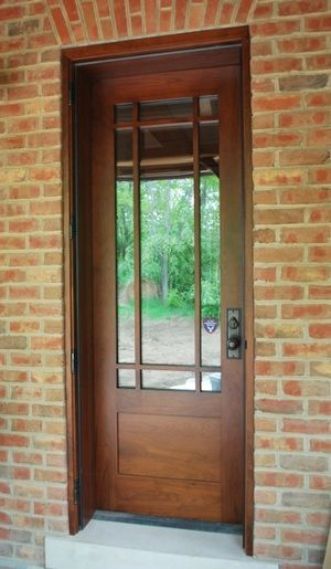Pin By Newwoodworks On Custom Entry Doors Wood Exterior Door Exterior Doors Custom Entry Doors