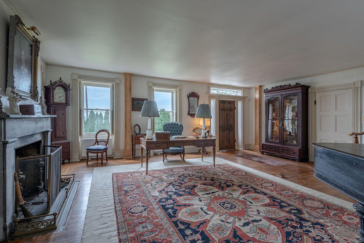 Historic Ingleside Waterfront Estate For Sale Aurora, NY