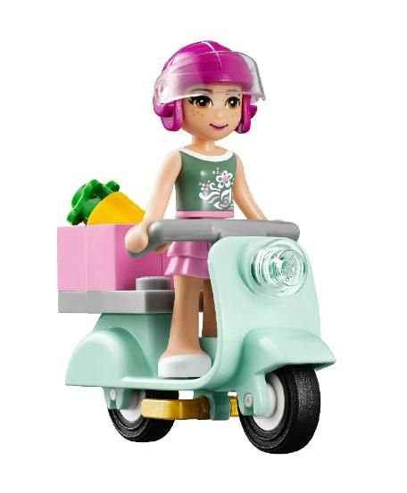 Toys R Us Lemonade Stand : Lego friends mia s lemonade stand new scooter