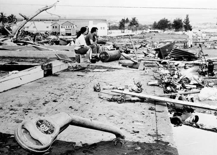 tsunami hawaii 1960