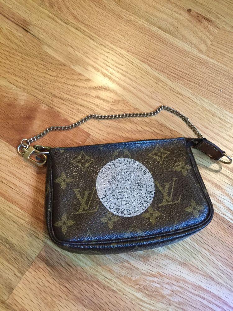 edfb12141be Louis Vuitton Mini Pochette Monogram Trunks & Bags France Limited ...