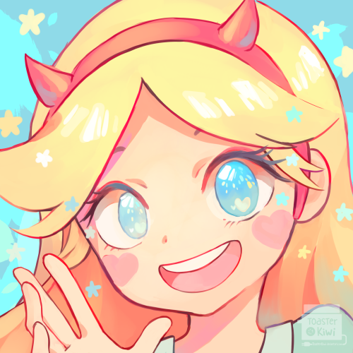 Star Butterfly by Toasterkiwi | Star vs. the Forces of Evil