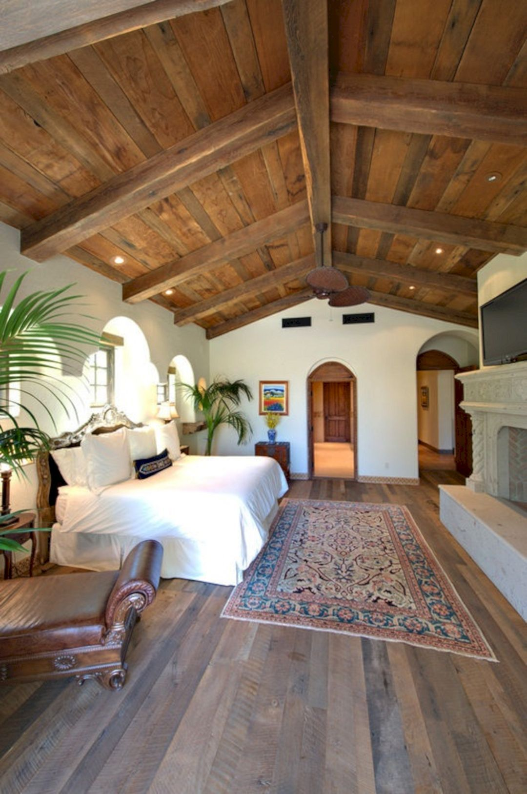 Spanish Style Bedrooms 1