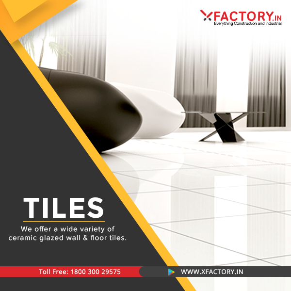 Buy Tiles from all the top brands at the best prices at