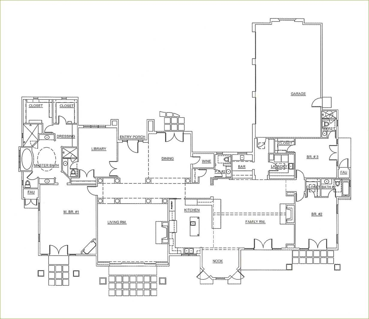 Mansion floor plans luxury mansion floor plans at for Luxury estate plans