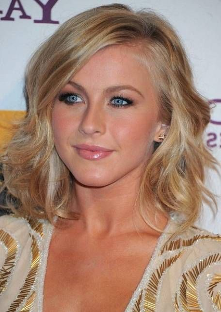 awesome medium length hairstyles for women with thin wavy hair ...