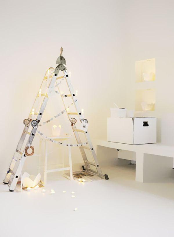 Non Traditional Christmas Tree Ideas.15 Non Traditional Christmas Tree Ideas Xmas Tree Ideas