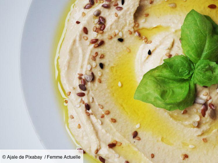 """""""Tous en cuisine"""" : la recette du houmous de Cyril Lignac"""