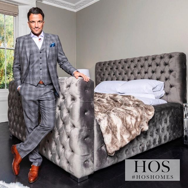 A BY ANDRE BEDS AT HOS HOME 0% Interest Free Credit