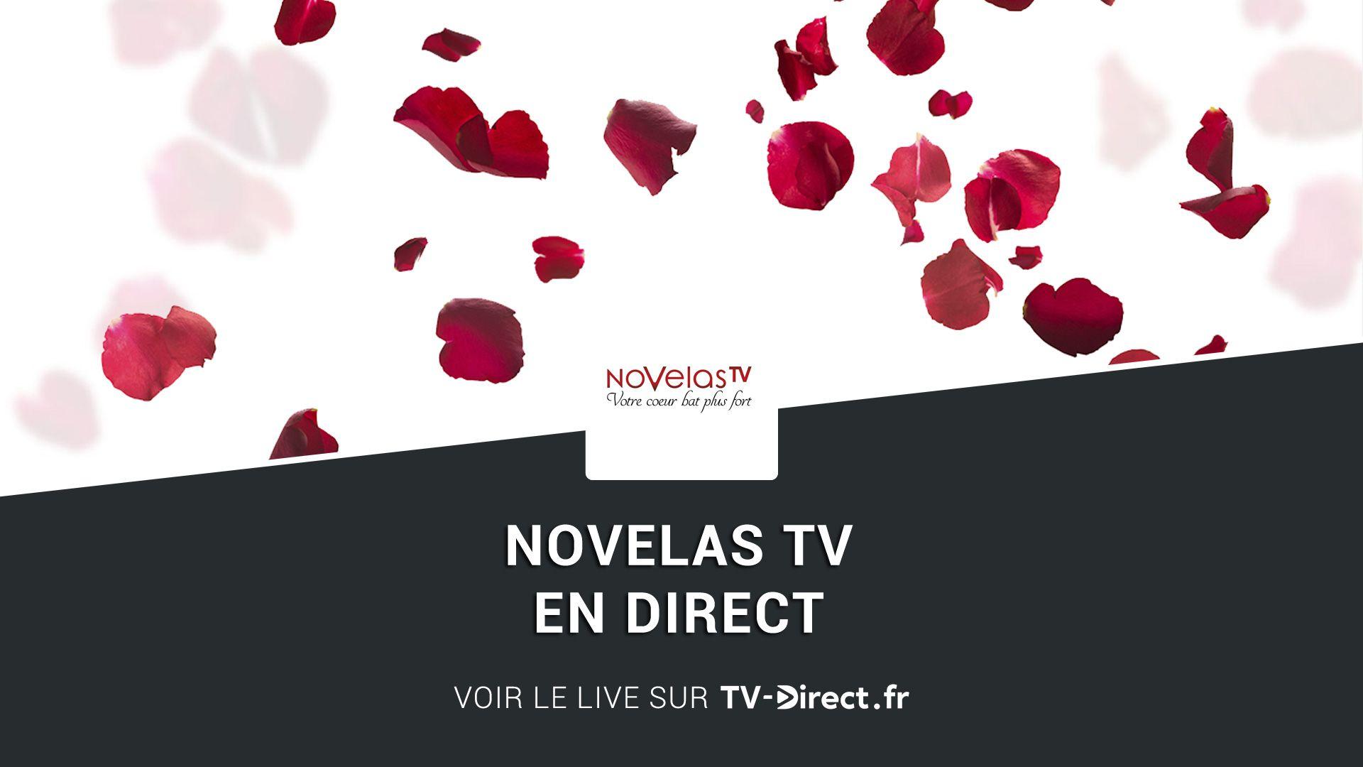 Novelas TV direct est visible en ligne pour regarder les