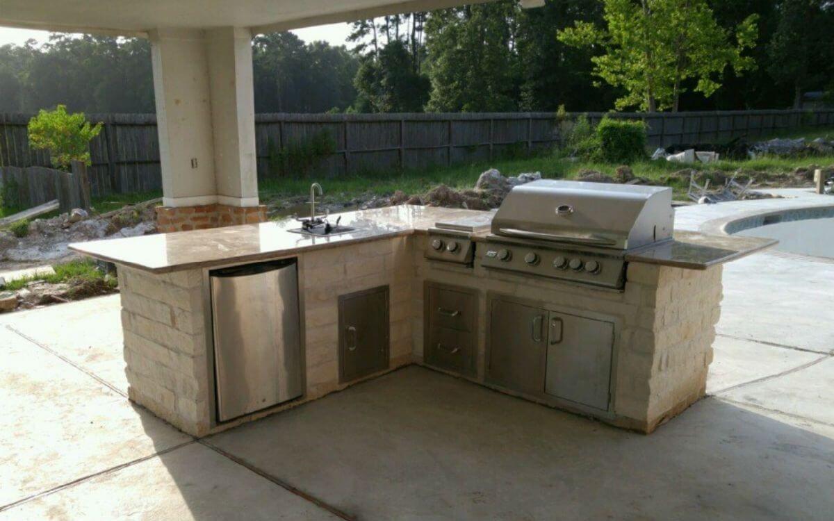 10 Outdoor Kitchen Sink Ideas 2020 The Inevitable Ones Outdoor Kitchen Island