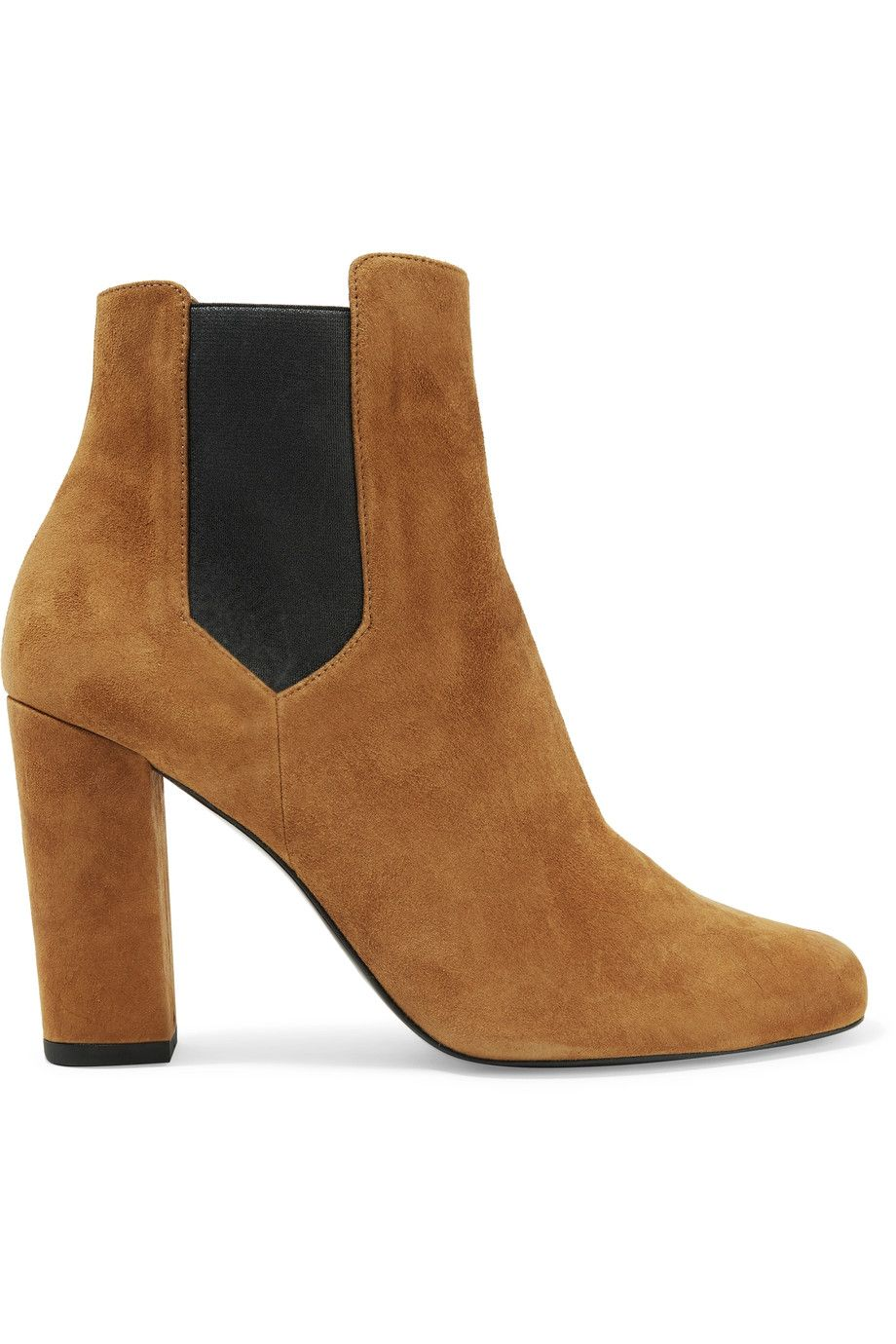 Iro Shearling-Trimmed Ankle Boots buy cheap outlet cheap sale the cheapest gpCX9