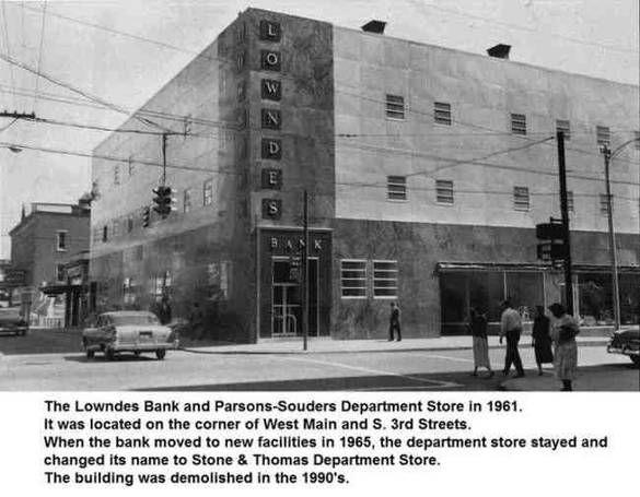 Loundes Bank 1961 Clarksburg Photo Album Topix Clarksburg West Virginia Hometown