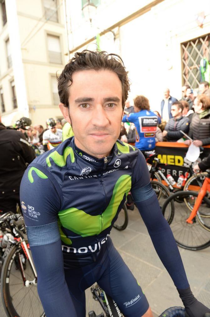 #TirrenoAdriatico #DaniMoreno #Movistar before the start!