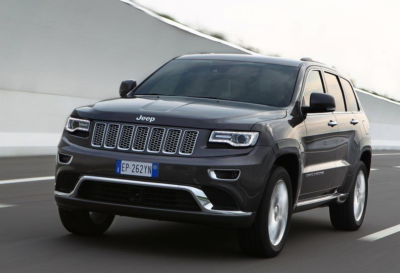 2014 Jeep Grand Cherokee Us Version New Jeep Grand Cherokee