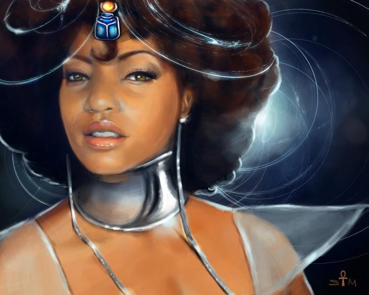 …:::Sister Solstice 3000 No.1:::… by Sheeba Maya