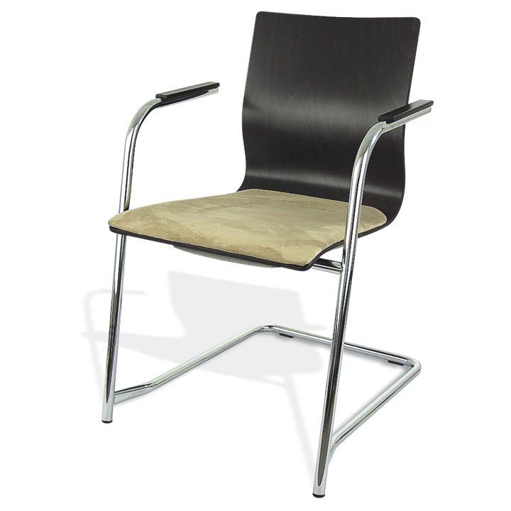 Freischwinger Holz Schultz De Freischwinger Chair