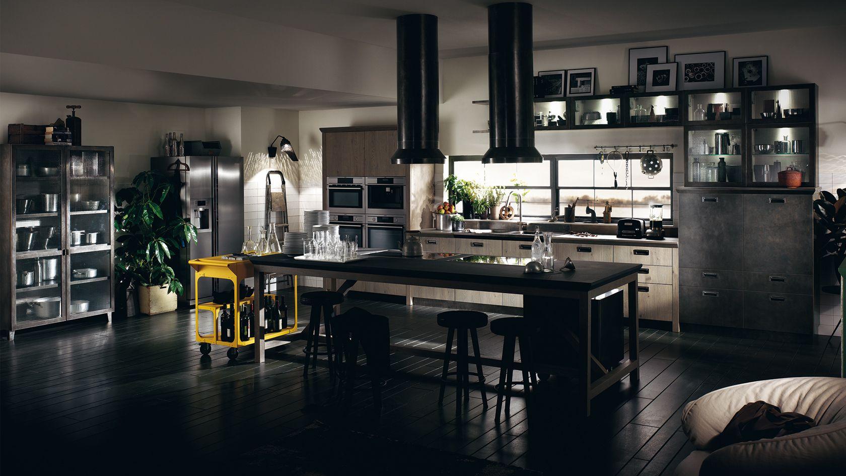 Diesel Social Kitchen Scavolini | küche | Pinterest | Küchen modern ...