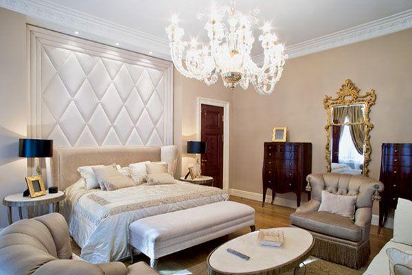 Modern Black And White Mirror Bedroom Design Ideas Bedroom