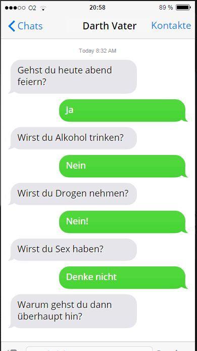 Lustige sms kennenlernen