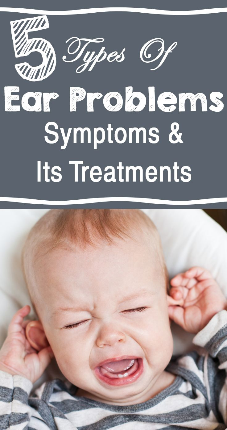 How To Identify Ear Infection In Babies And Treat It Ear