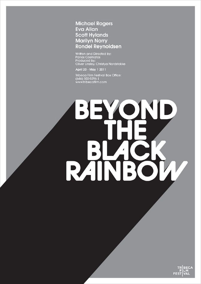 Student Film Festival Poster