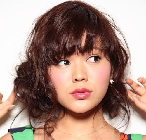 40 Refreshing Variations Of Bangs For Round Faces Bangs For Round Face Hairstyles With Bangs Round Face Haircuts