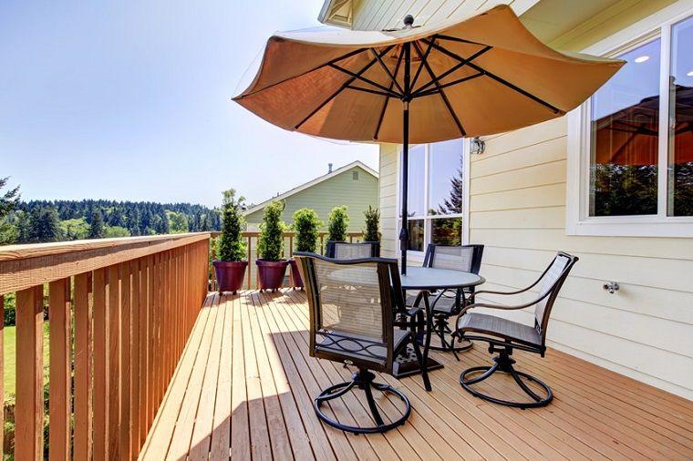 5 idee per arredare e vivere il vostro balcone o terrazza #Abitare ...