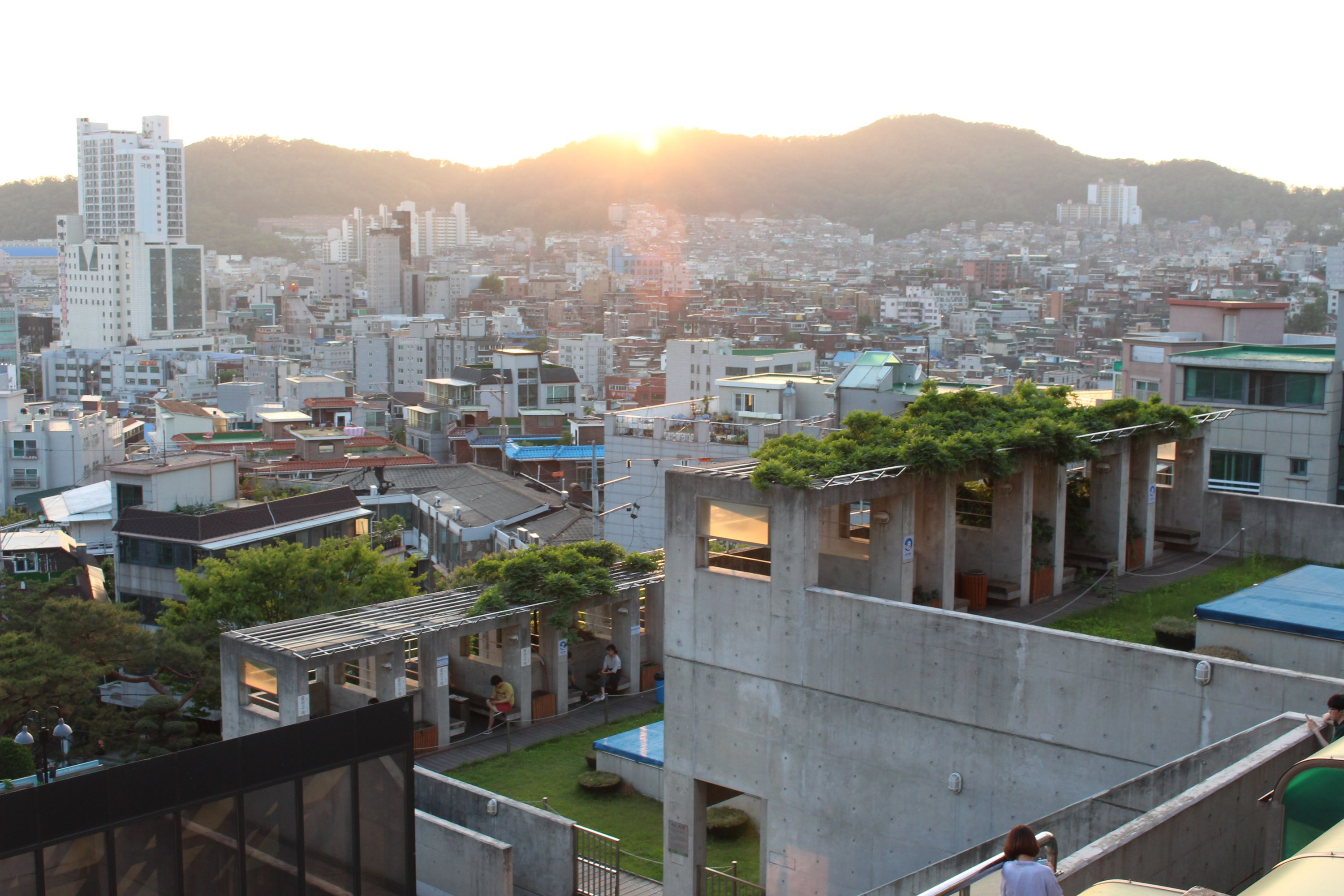 The Best Rooftop Cafes In Seoul Seoul Cafe Rooftop Rooftop Apartment