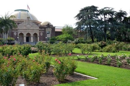 Rose Garden Exposition Park | #L.A.: Contemporary | Pinterest | Free ...
