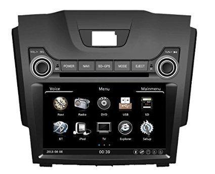 Touch Screen Car Dvd Gps Player For Chevrolet S10 Trailblazer Isuzu D Max Navigation Radio Bt Tv Ipod 3g Fre Isuzu D Max Touch Screen Car Stereo Gps Navigation