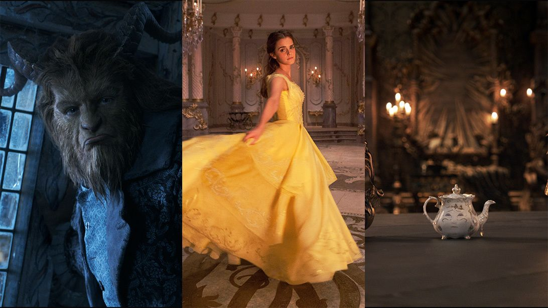 Quiz What S Your Live Action Beauty And The Beast Dna Beauty