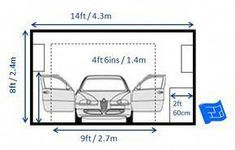 Cool Garage Ideas December 29 2018 At 06 09am Garage Dimensions Garage Design Parking Design