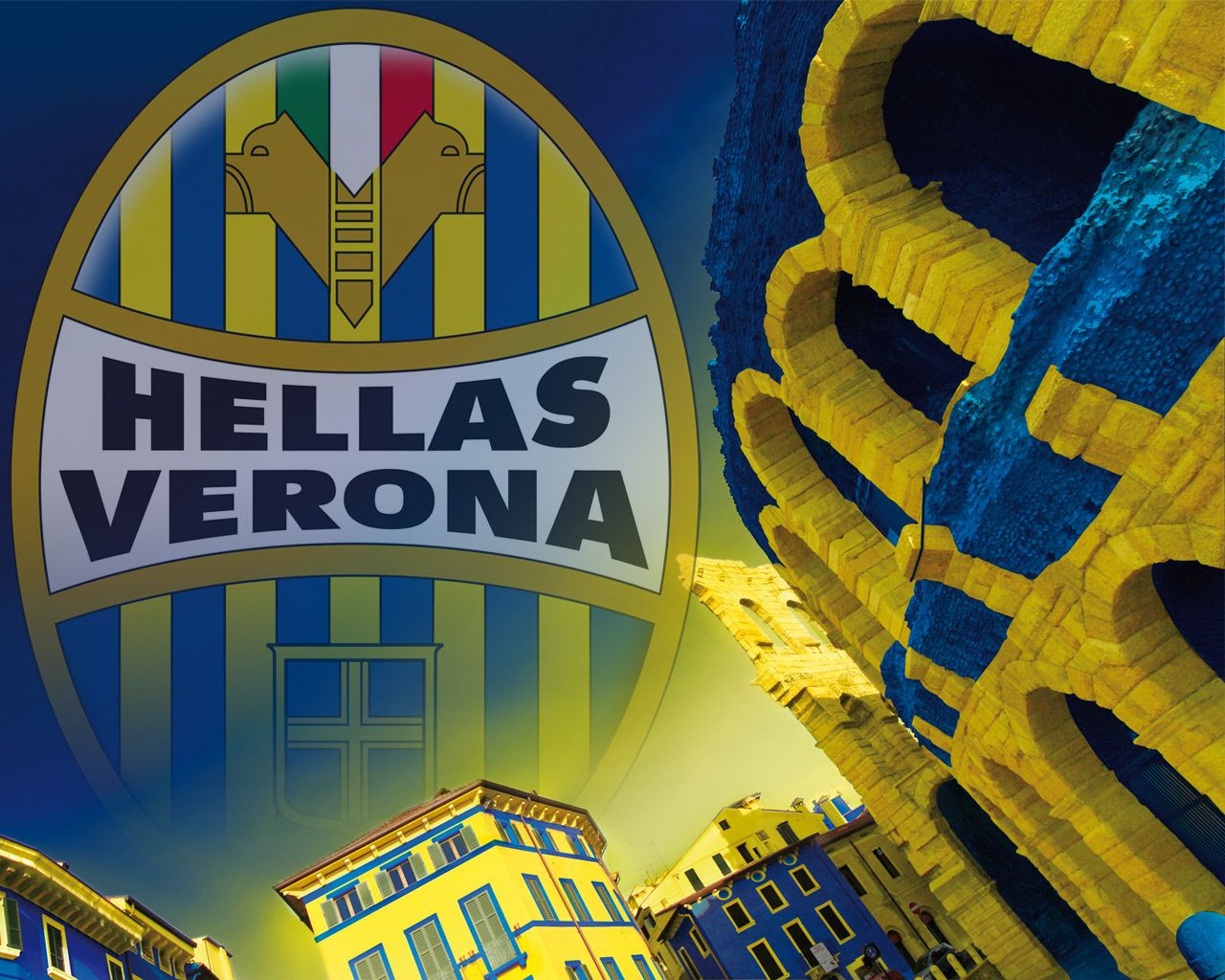 Hellas Verona Logo   Verona, Community, Football team