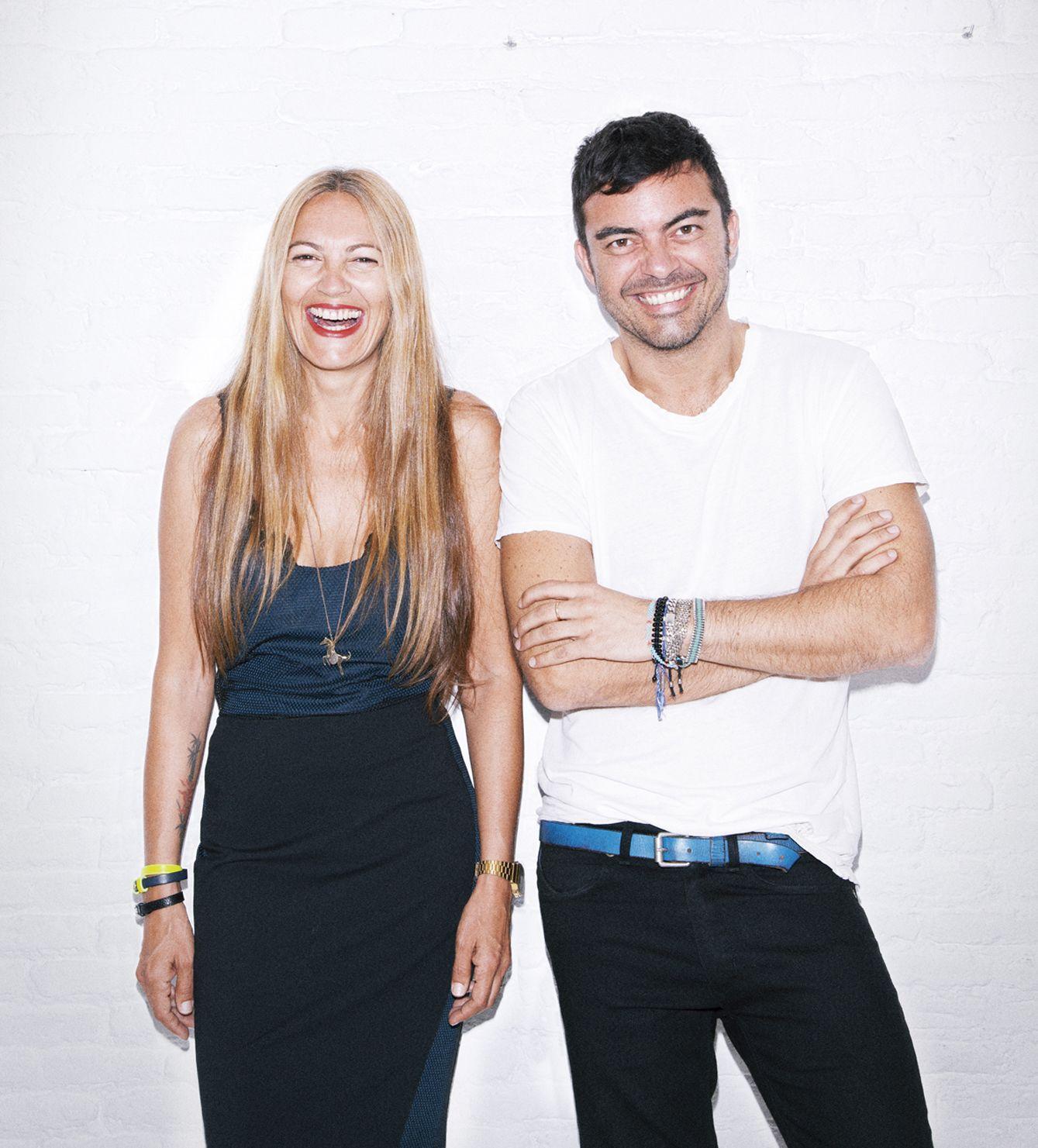 Lola Li. Amparo Utrilla & Miguel Reveriego. TENMAG. Septiembre 2012