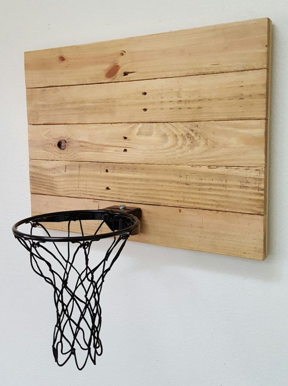 Wall decor with functionality! This rustic style reclaimed wood ...