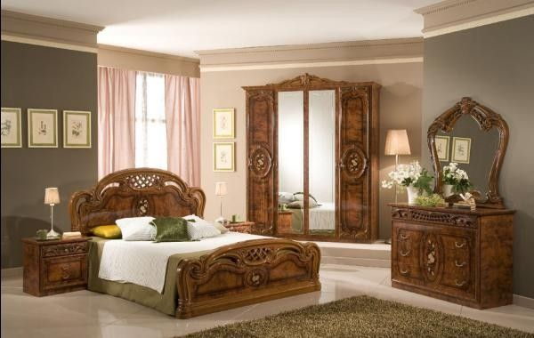 Beautiful Wooden Bedroom .More Amazing #wooden #bedrooms and